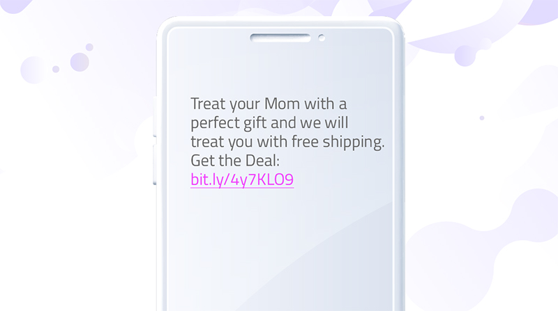 Mother's day SMS templates for businesses